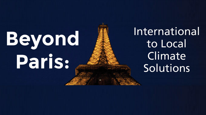 Beyond Paris event